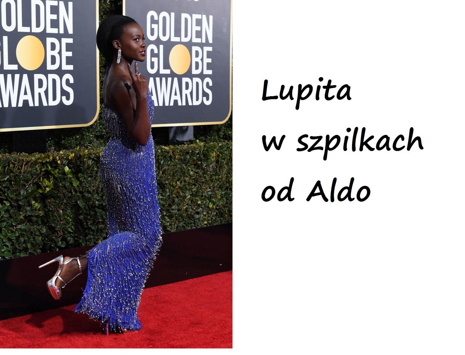 Stylowa Lupita Nyong'o styluva.pl Kobieta w wielkim mieście