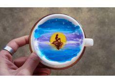 Design: mistrzowska latte