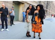 Urodowe trendy na ulicach Paryża