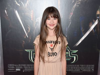 Perfect look: Malina Weissman