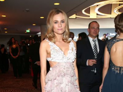 Perfect look: wiosenna Diane Kruger