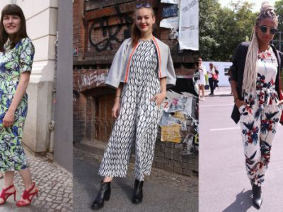 Street Style z Berlin Fashion Week