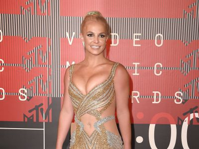 Britney Spears na MTV VMA 2015