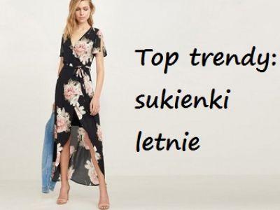076e8a1bd3 Top trendy  sukienki letnie - styluva.pl - Kobieta w wielkim mieście
