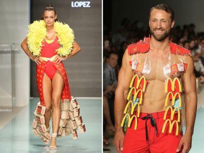 Kolekcja fast food