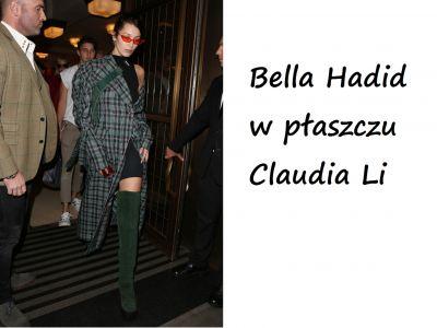 Stylizacje gwiazd: jesienna Bella Hadid