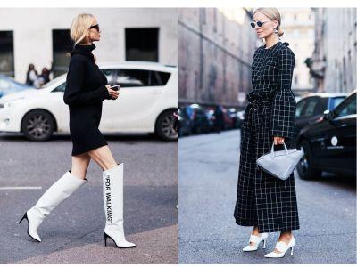 Must have: białe buty