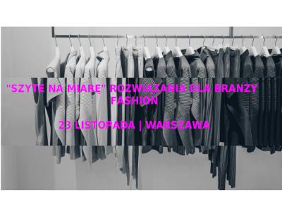 Rozwiązania dla branży fashion