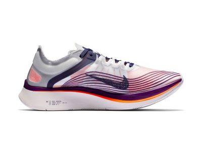 Trendy buty: futurystyczne Nike Zoom Fly SP