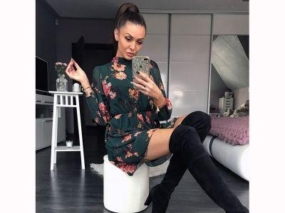 Odzież damska - jesienne kolekcje