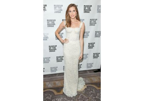 Perfect look: Allison Williams